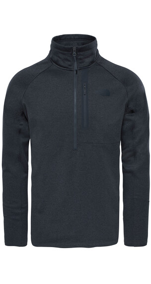 The North Face Canyonlands sweater grijs